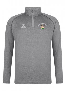 Shrey Elite Mid Level Top - Wistaston Village CC