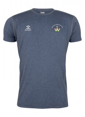 Shrey Elite Training Shirt S/S - Wistaston Village CC