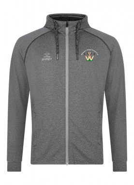Shrey Elite Zipped Hoodie Lite - Wistaston Village CC