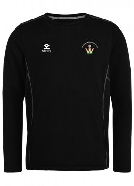 Shrey Performance Jumper - Wistaston Village CC