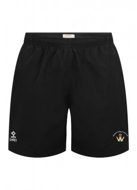 Shrey Performance Training Short - Wistaston Village CC Senior