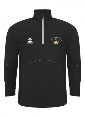 Shrey Thin Track Jacket - Wistaston Village CC