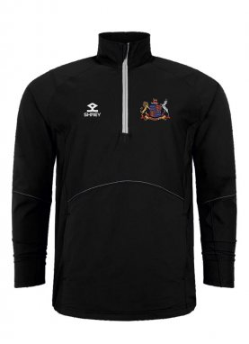 Shrey Thin Track Jacket Fakenham-CC Senior
