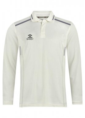 Shrey Elite Cricket Shirt L/S