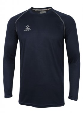Shrey Junior Performance Training Shirt L/S