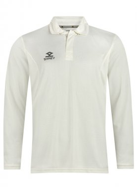 Shrey Junior Performance Playing Shirt L/S