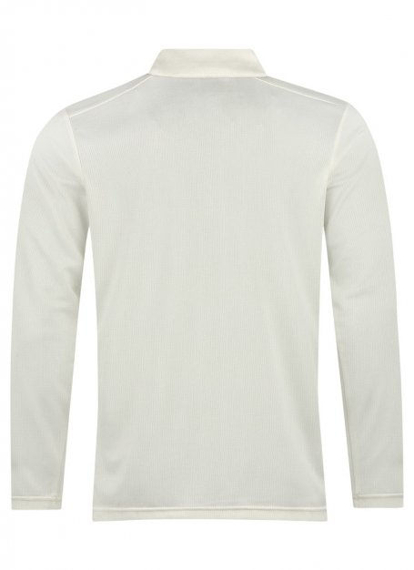 Shrey Junior Performance Playing Shirt Long Sleeve