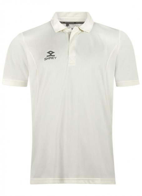 Shrey Performance Playing Shirt Short Sleeve